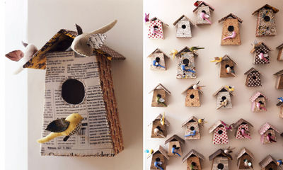 Tamar Mogendorff birdcages