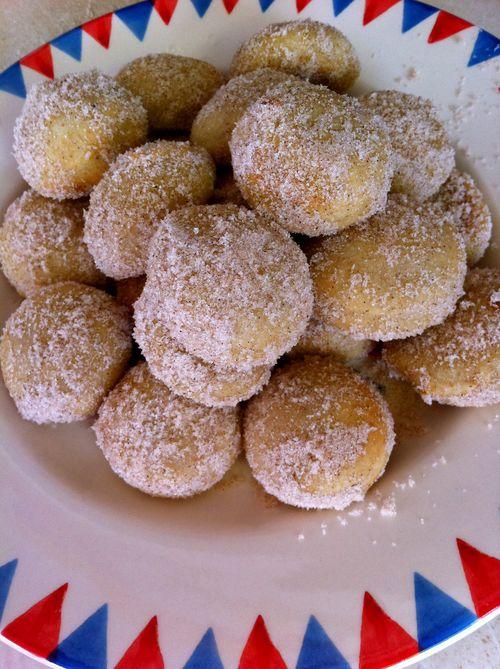 Donut bums