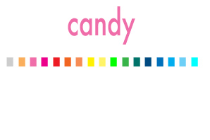 Candy button